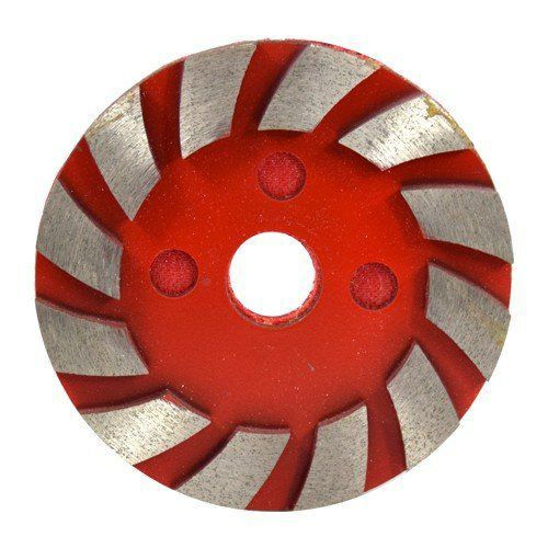 Rebolo Metalico Diamantado 100mm com Velcro - IT  - COLAR