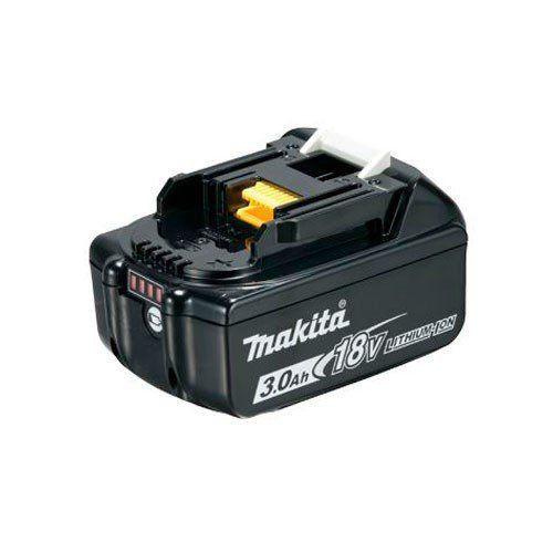 Bateria de Lítio 18v  3.0Ah  BL1830B - Makita  - COLAR