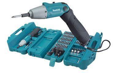 Parafusadeira à Bateria 4.8V 6723DW Bivolt - Makita  - COLAR