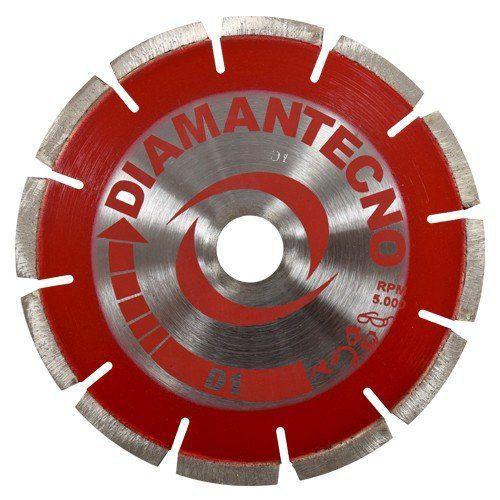 Serra Diamantada Para Mármore 180mm - DM  - COLAR