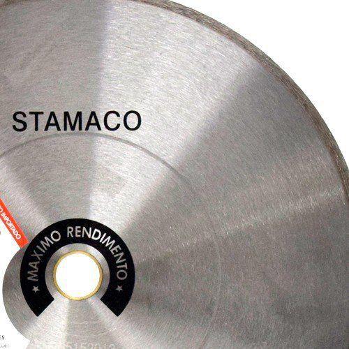 Serra Diamantada Contínua Para Azulejo, Cerâmica e Porcelanato - Stamaco  - COLAR