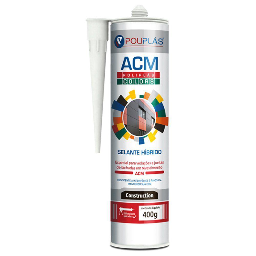ACM Poliplás Colors - Selante Híbrido  - COLAR