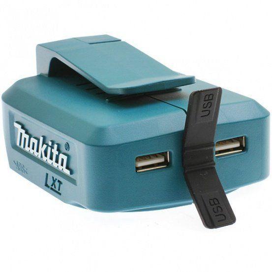 ADAPTADOR USB PARA DISPOSITIVO MOVEL MAKITA ADP05  - COLAR