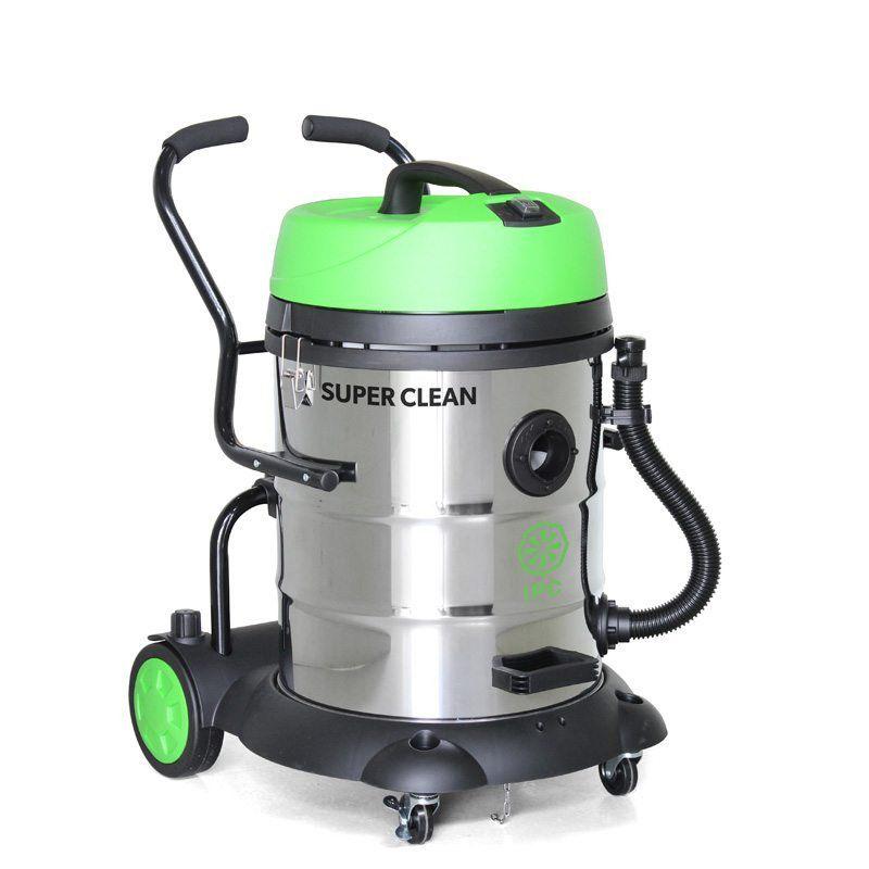 Aspirador AA160 Super Clean Profissional Pó e Líquido 60 Litros 1200W - IPCBrasil  - COLAR