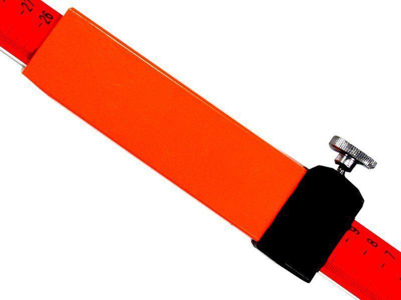 Baliza Topografica Ada para Nivelamento de Aluminio Laser Staff  - COLAR