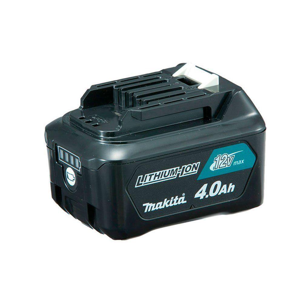 Bateria de Lítio 12V 4.0AH 197407 0 BL1041B - Makita  - COLAR