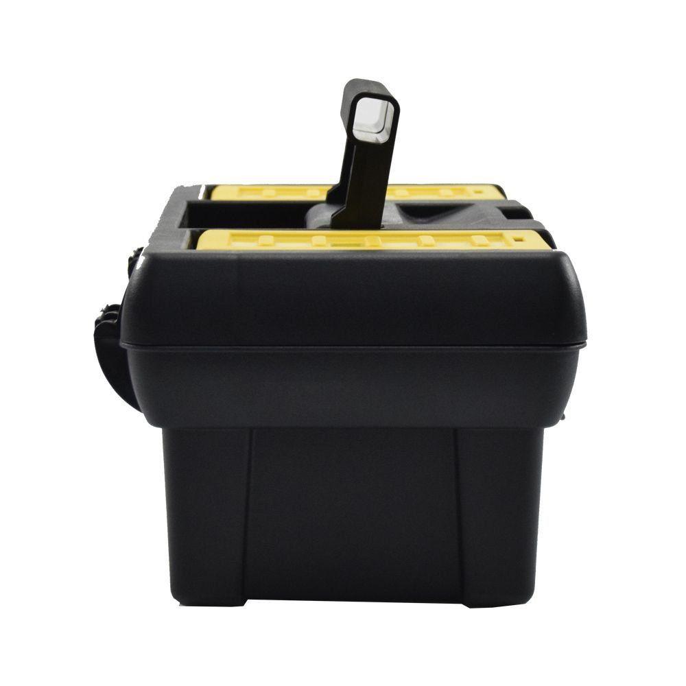 "Caixa Plástica de Ferramenta 12,5"" Série 2000 - Stanley  - COLAR"