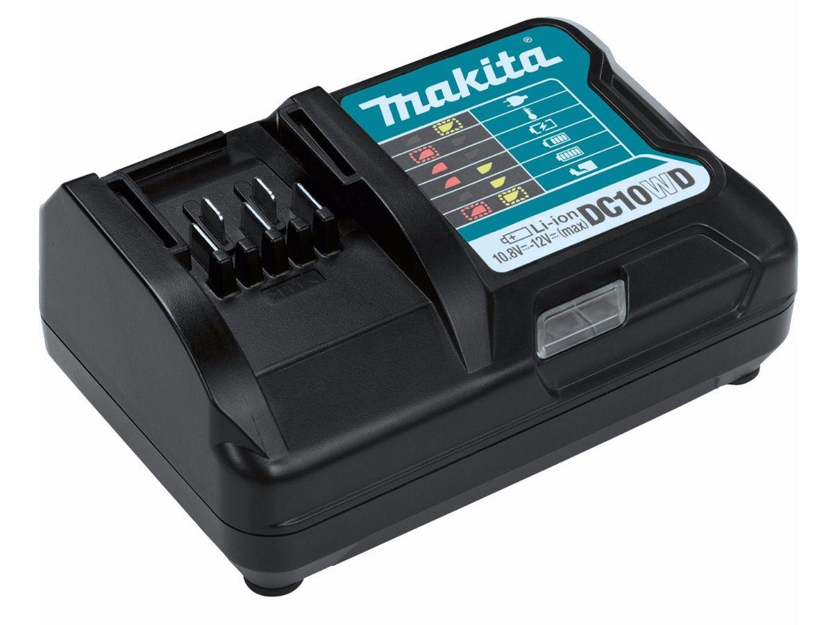 Carregador de Bateria 12V MAX-DC10WD - Makita