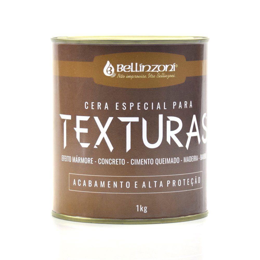 Cera Especial Para Texturas Incolor 1kg - Bellinzoni  - COLAR