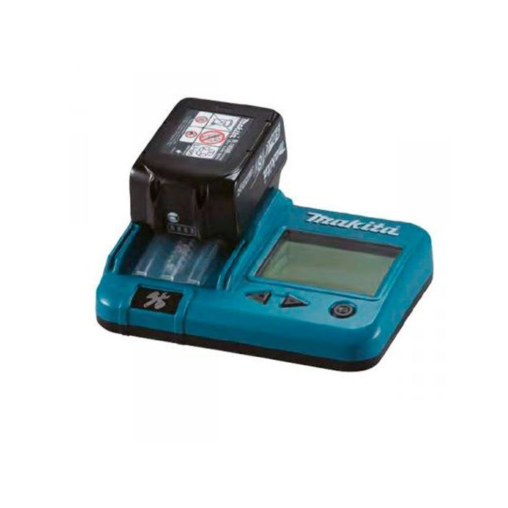 Checador de Bateria Portátil BTC04 198038 8 - Makita   - COLAR