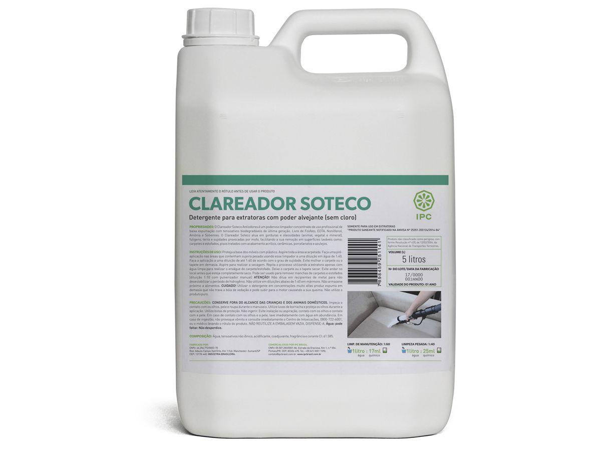 Clareador Soteco IPC - 5 L  - COLAR