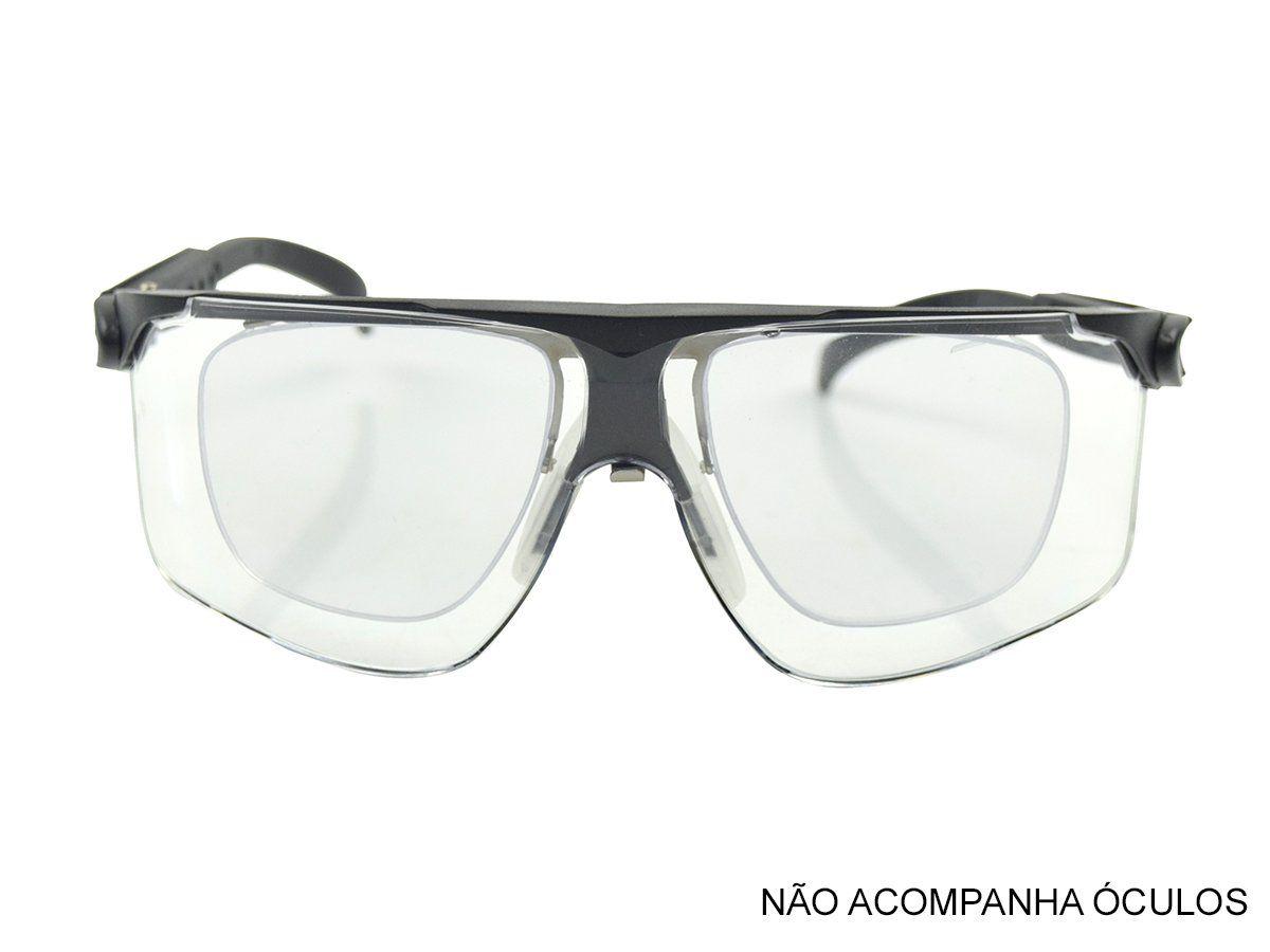 Clipe Metálico Para o Uso de Lentes Graduadas no Óculos 3M Maxim  - COLAR