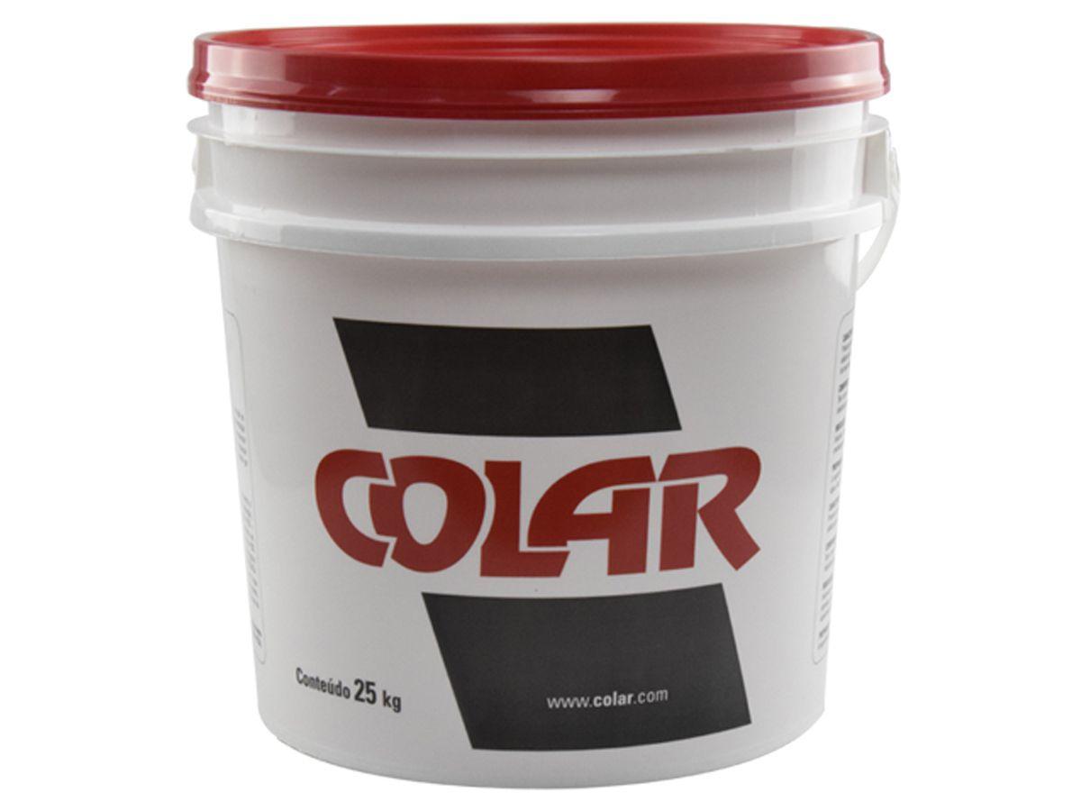 Cola Para Fixação de Tacha em Sinalização Viária - Colar 07Kg  - COLAR