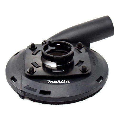 Coletor de Po Makita Modelo 195388-2 Para Esmerilhadeiras Angulares de 180mm e 230mm  - COLAR