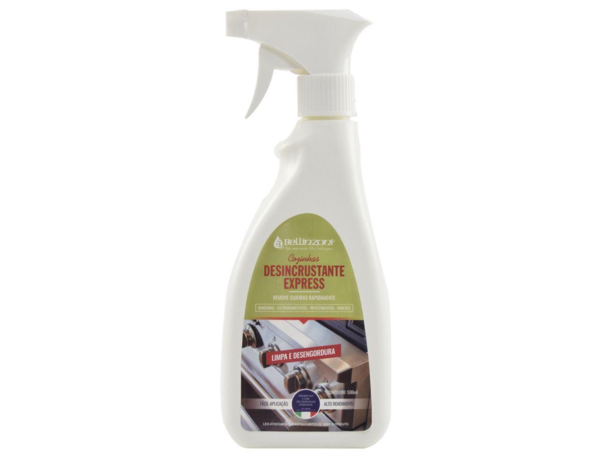 Detergente de Alta Concentração - Desincrustante Express Bellinzoní - 500ml  - COLAR