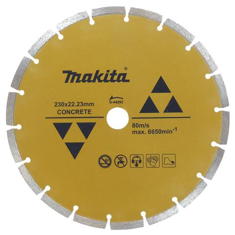 Disco de Corte Diamantado para Concreto - Makita  - COLAR