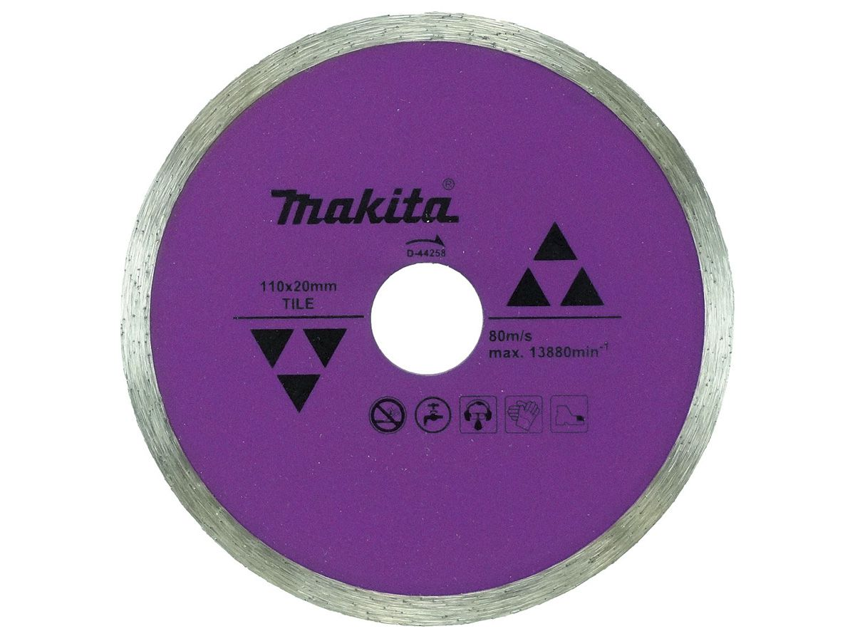 Disco de Corte Diamantado para Cerâmica D-44258 - Makita  - COLAR
