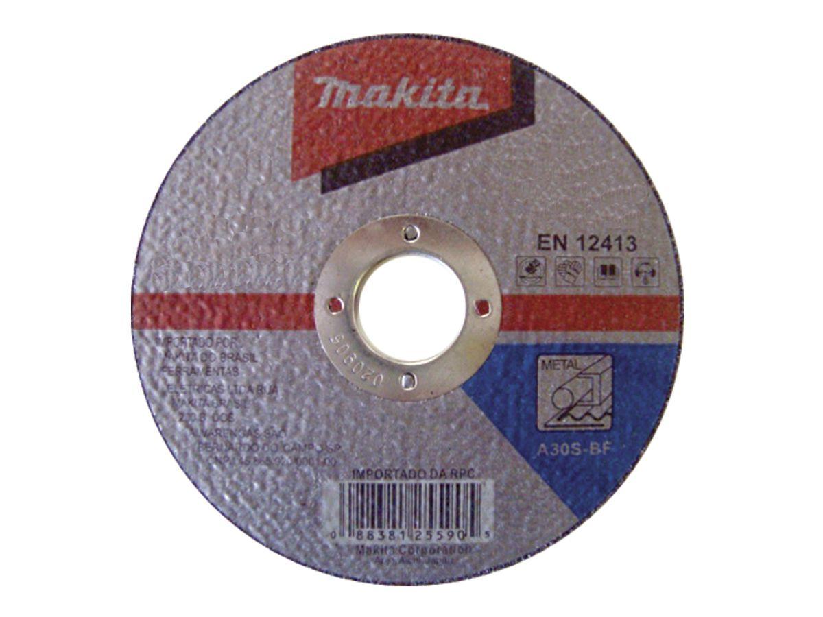 "Disco de Corte para Metal D-19956 - Makita 9""   - COLAR"