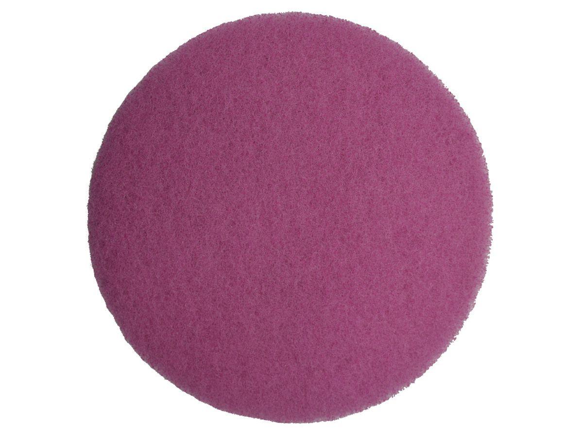 Disco de Fibra Profissional Para Pisos com Tratamento Rosa 430mm - IPCBrasil  - COLAR