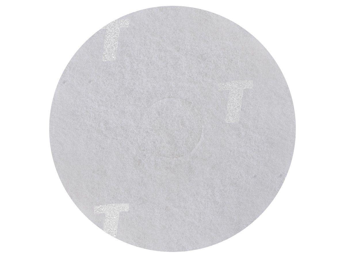 Disco de Fibra Super Polidor Branco Tinindo - 3M  - COLAR