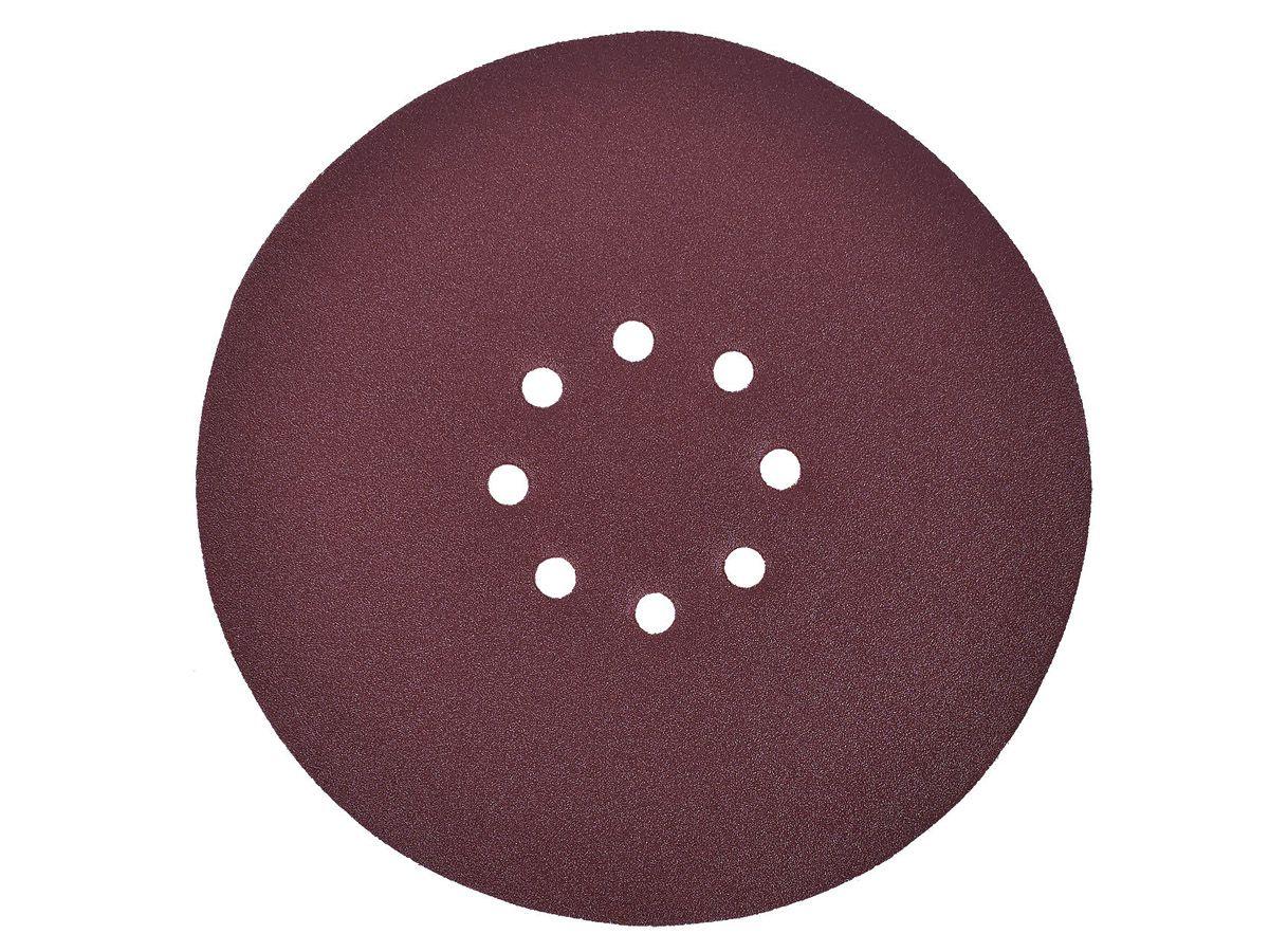 Disco de Lixa 180mm 10 Peças WBR - Wagner   - COLAR