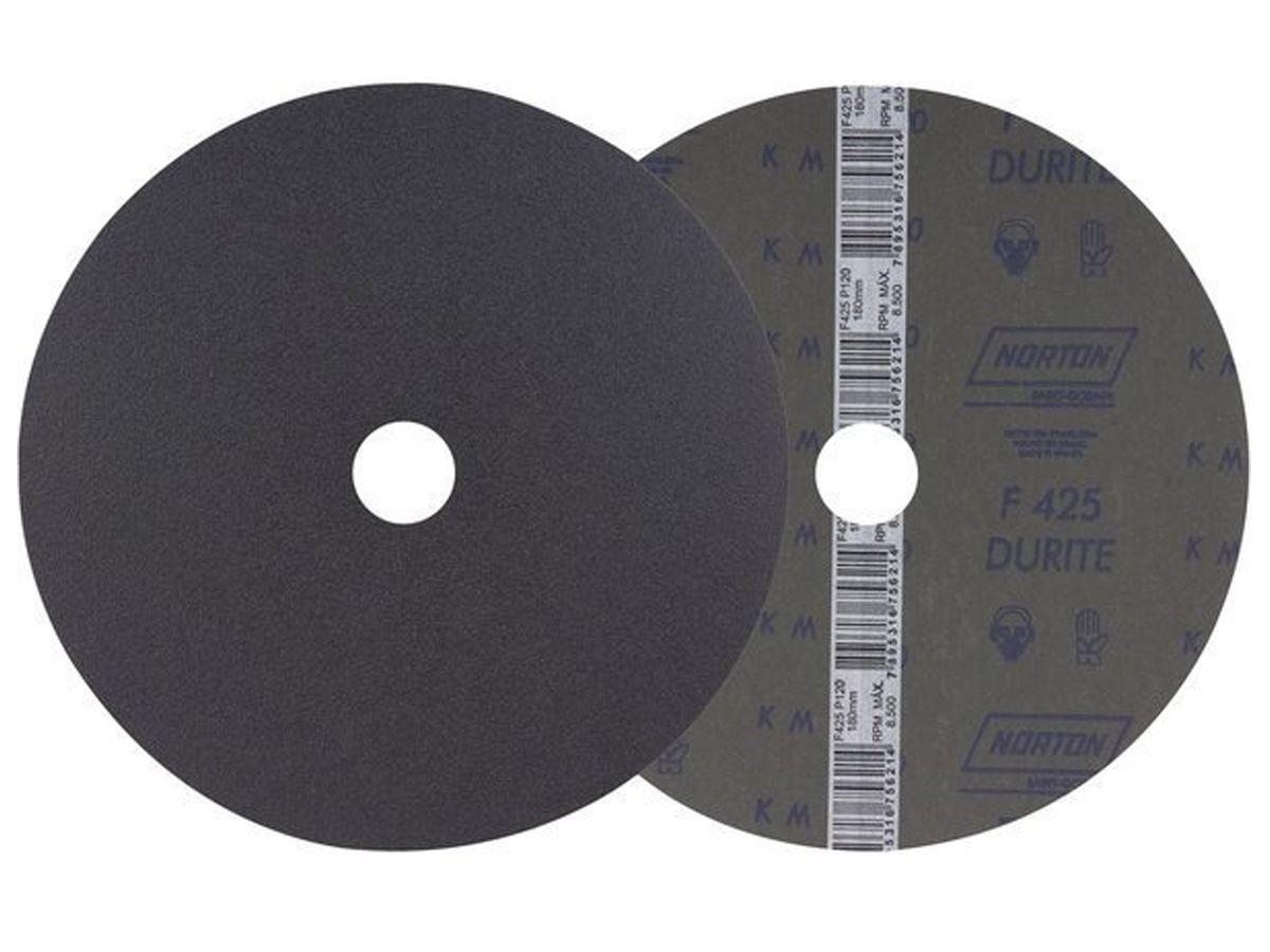 Lixa Norton Durite 120mm - F425   - COLAR