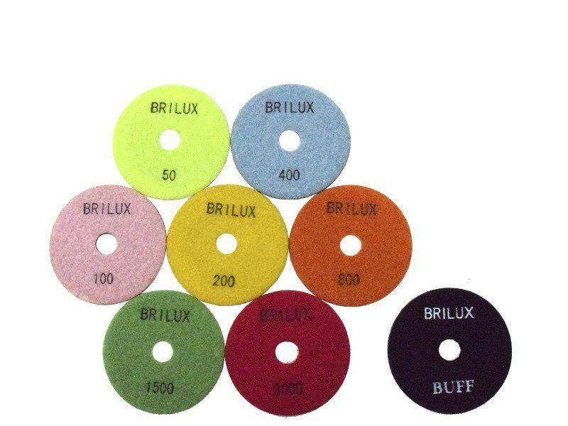 Disco de Polimento - Brilux  - COLAR