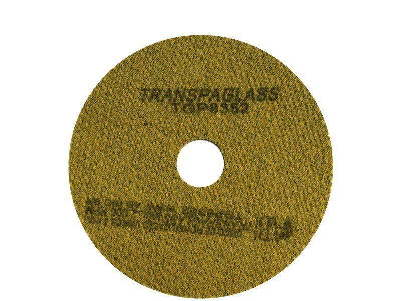 Disco de Polimento e Microfibra Para Vidros  - COLAR