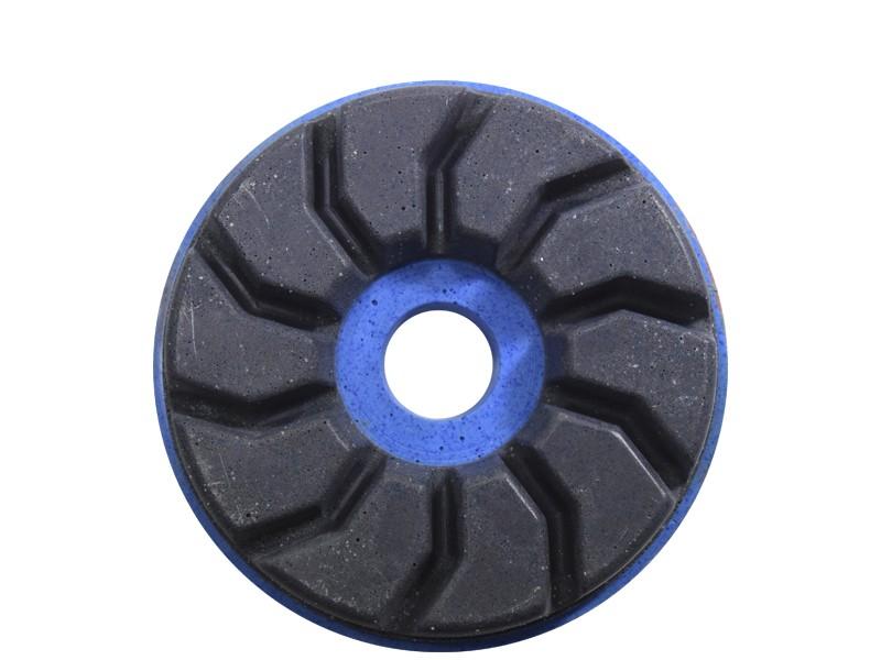 Disco Para Polimento Borda Reta 5´´ - Poliborda  - COLAR