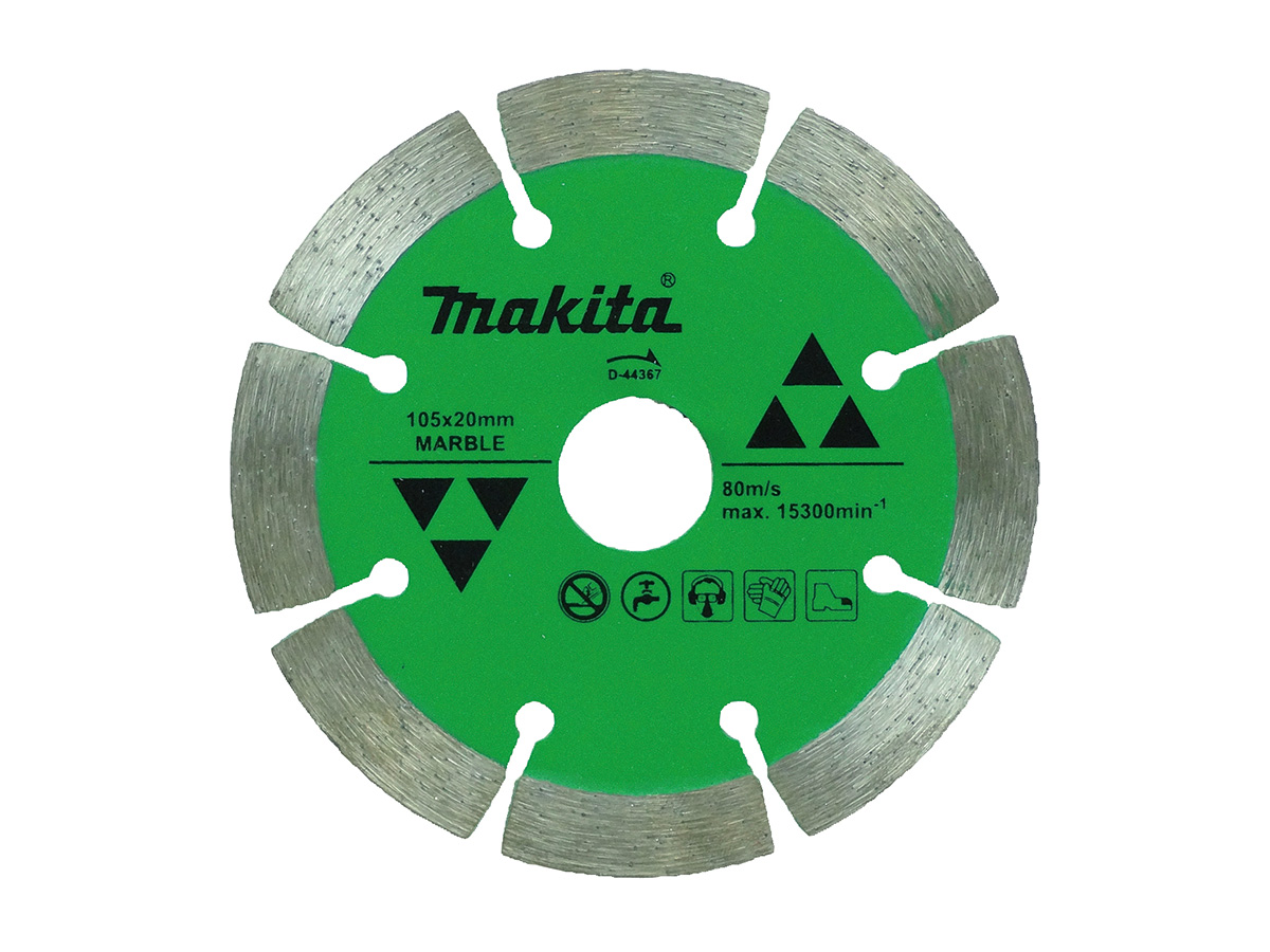 Disco de Corte Diamantado para Mármore D-44367 - Makita