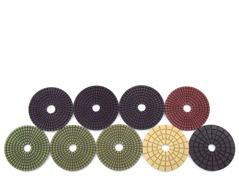 Disco Polimento Diamax 100mm  - COLAR