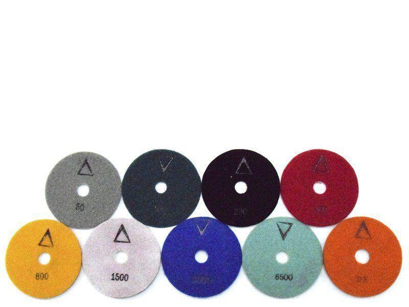 Disco Polimento Mirusflex  - COLAR