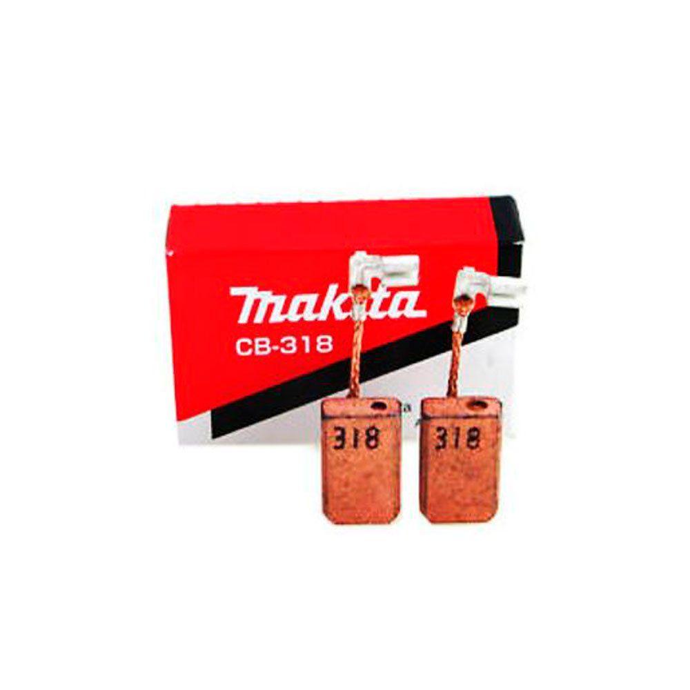 Escova de Carvão  CB-318 194999-0 PK5001C - Makita  - COLAR