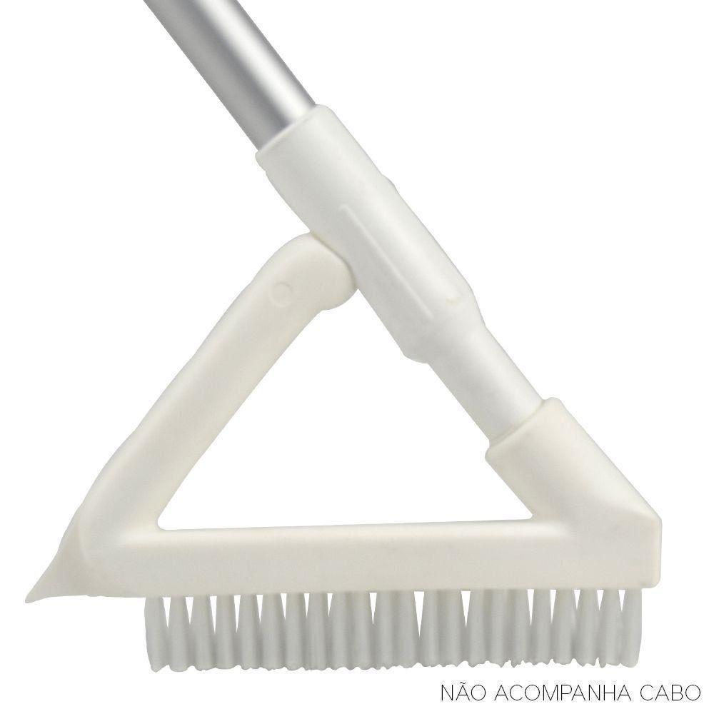 Escova Para Limpeza de Rejuntes e Rodapés - Italimpia  - COLAR