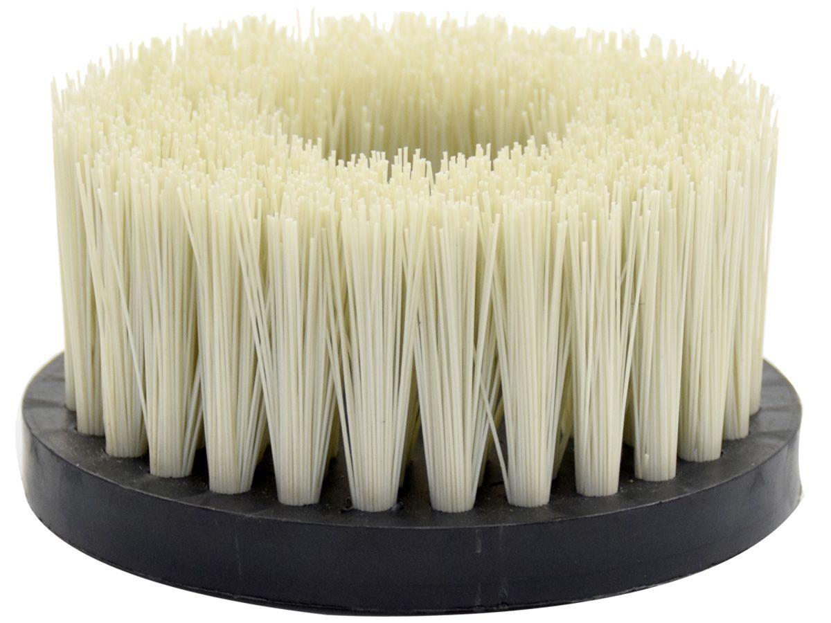 Escova Rotativa para Limpeza de Estofados - Colar  - COLAR