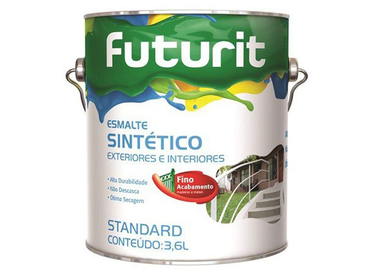 Esmalte Sintético Futurit Acetinado - Standard Futura - 3,6L  - COLAR