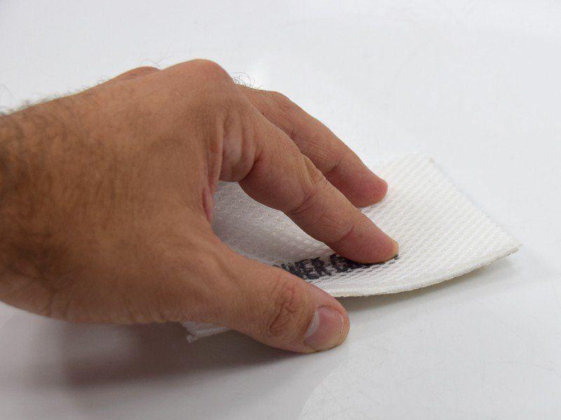 Esponja Power Cromo Para Limpeza de Inox e Cromo  - COLAR