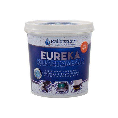 Eureka Quartzresin 1kg - Gel Lucidante Para Polimento em Quartzo - Bellinzoni  - COLAR