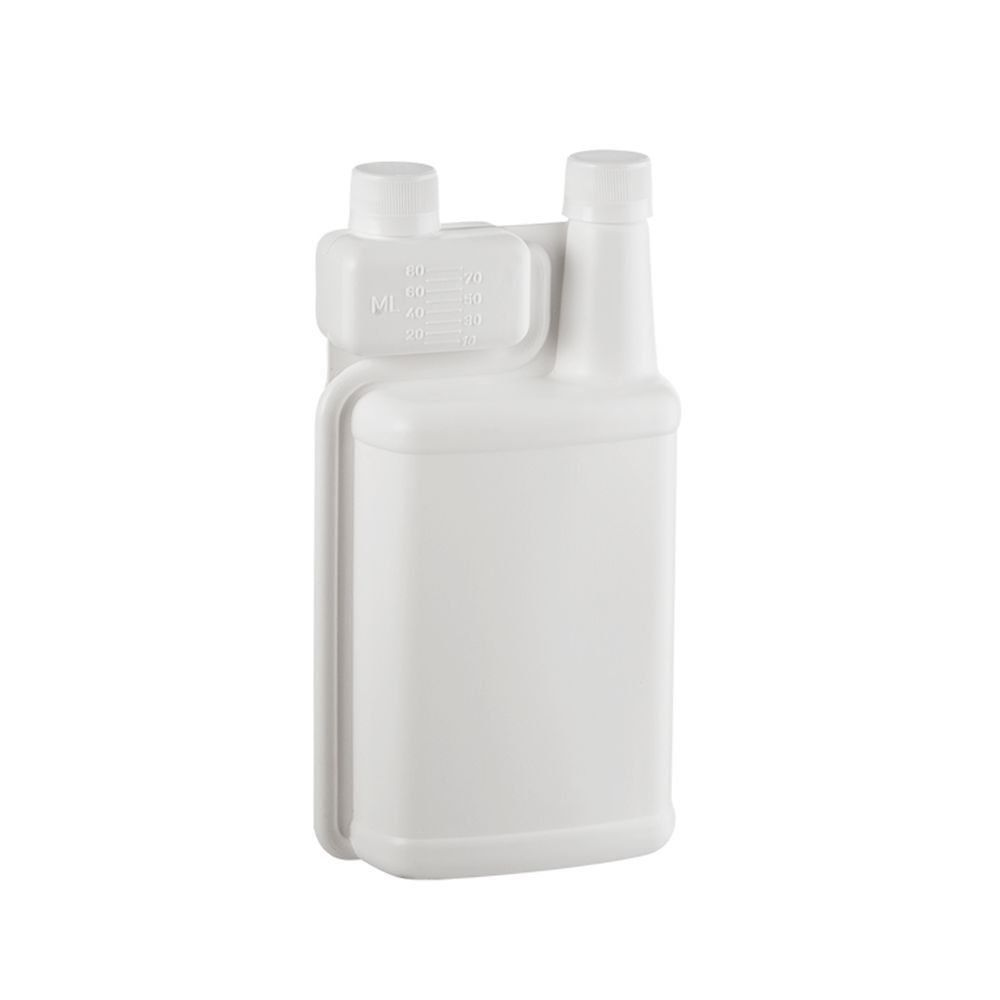 Frasco Dosador De Plástico Graduado 1 Litro x 80 ml - Spartan  - COLAR