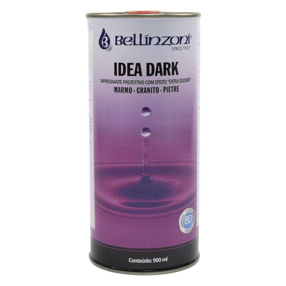 """Idea Dark Impermeabilizante Efeito """"Extra Escuro"""" Bellinzoni  - COLAR"""