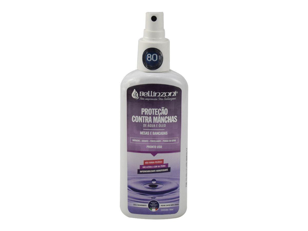 Impermeabilizante Proteção Contra Manchas 195ml - Bellinzoni ♥ Home Care  - COLAR
