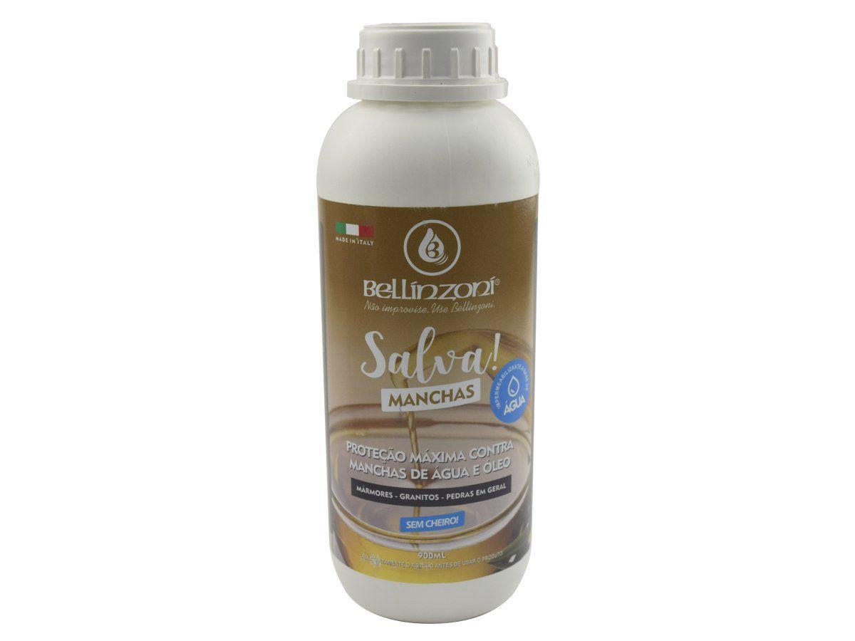 Impermeabilizante Salva Manchas Para Mármore e Granito 900ml - Bellinzoni  - COLAR