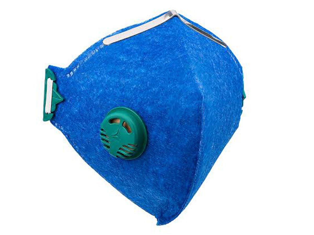 Kit 10 Unidades Máscara Facial Descartável - Delta Plus PFF3  - COLAR