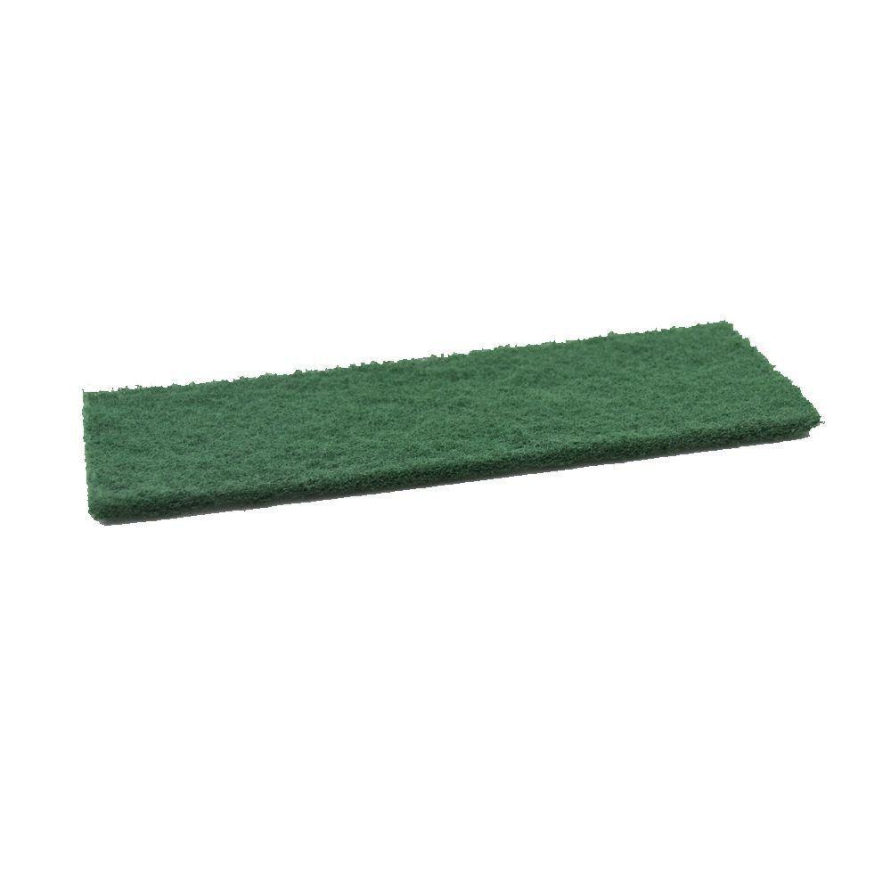 Kit 20 unidades Fibra de Limpeza Pesada - Verde  - COLAR