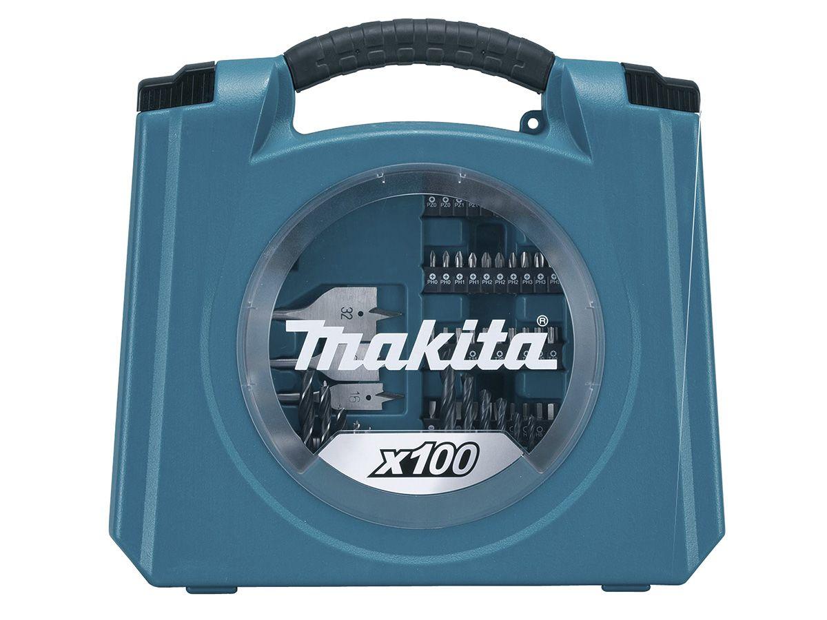 Kit Acessórios 100 Peças  Makita - D-42036-5  - COLAR
