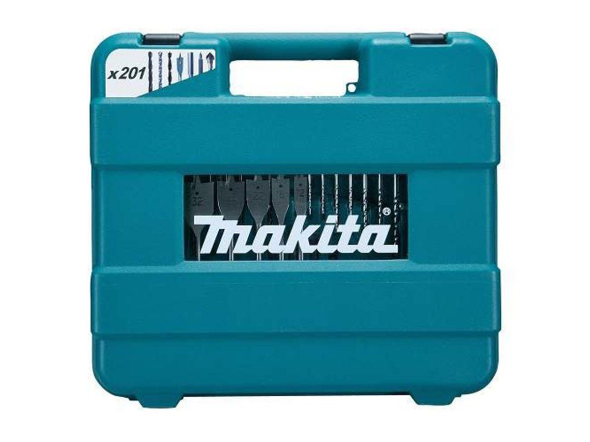 Kit de Acessórios com 201 Peças D-47260 Makita  - COLAR