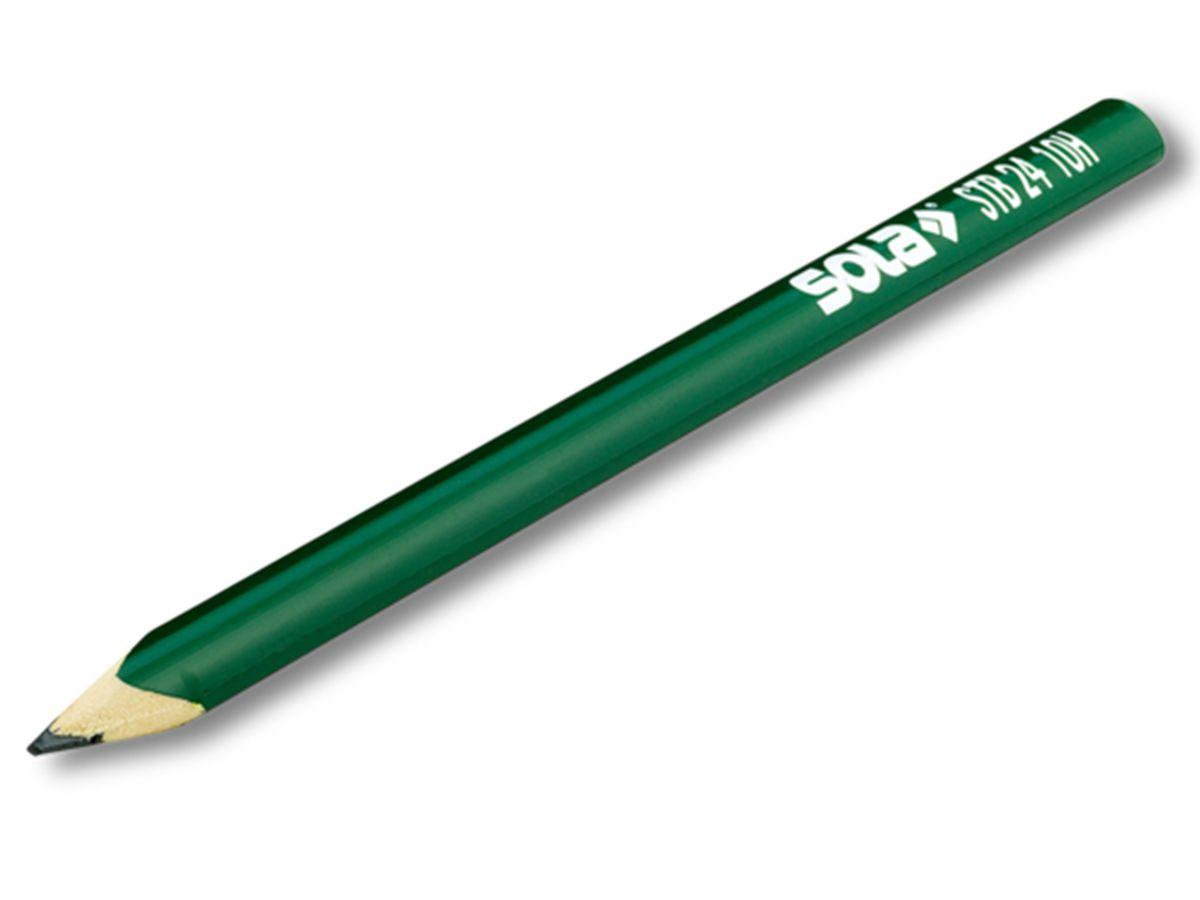 Lápis para Demarcação de Superfícies - Tijolo, Pedra, Concreto - SOLA  - COLAR