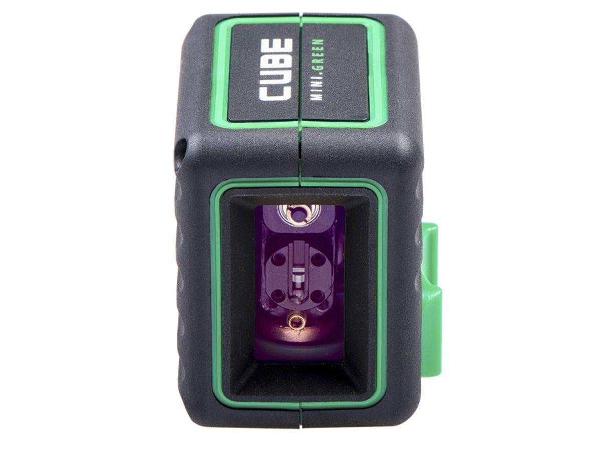 Laser level ADA CUBE MINI GREEN HOME EDITION