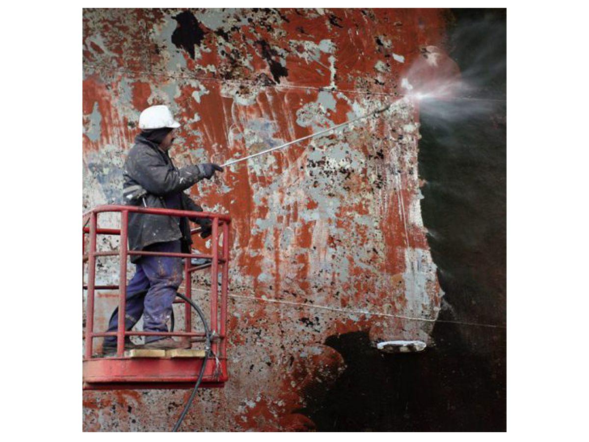 Lavadora de Alta Pressão IPCBrasil ECR - Removedora de Pichações   - COLAR