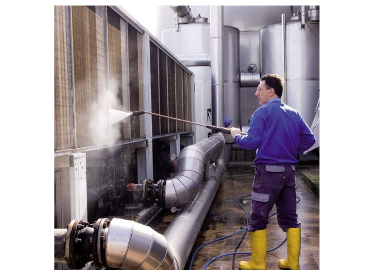 Lavadora de Alta Pressão PW-H100T IPCBrasil - Água fria e quente   - COLAR